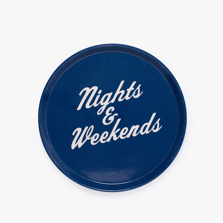 IZOLA NYC Drink Trays - Nights & Weekends | HEIGHTS. | 하이츠 온라인 스토어