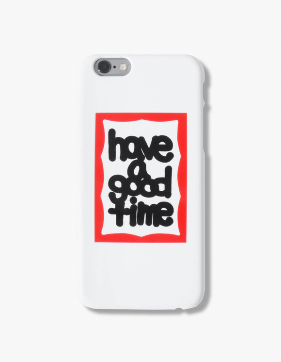 have a good time Fat Frame iPhone Case | HEIGHTS. | 하이츠 온라인 스토어
