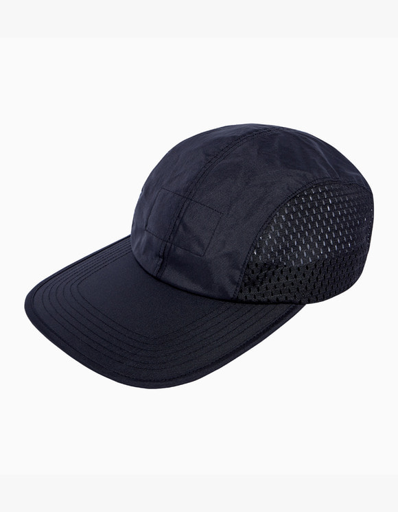 Heritage Floss Nylon Aurora Washer Cap II - Black | HEIGHTS. | 하이츠 온라인 스토어