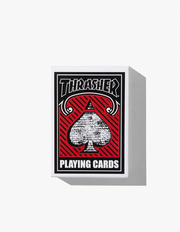 Thrasher Playing Cards | HEIGHTS. | 하이츠 온라인 스토어
