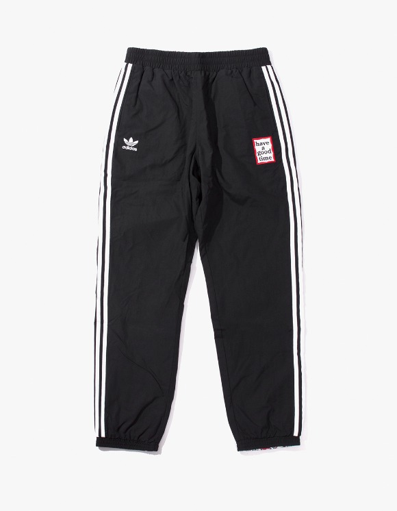 have a good time HAGT X ADIDAS Reversible Track Pants - Black | HEIGHTS. | 하이츠 온라인 스토어