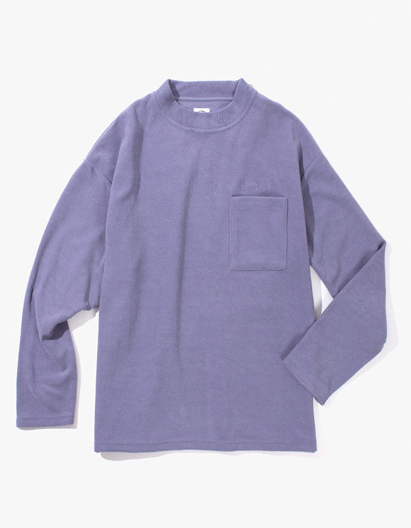 Polar Skate Co. Terry Pullover - Sky Blue | HEIGHTS. | 하이츠 온라인 스토어