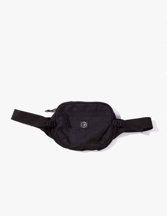 Polar Skate Co. Cordura Hip Bag - Black | HEIGHTS. Online Store