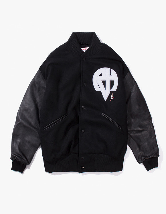 Richardson Simple Letterman  Bomber - Option Two | HEIGHTS. Online Store