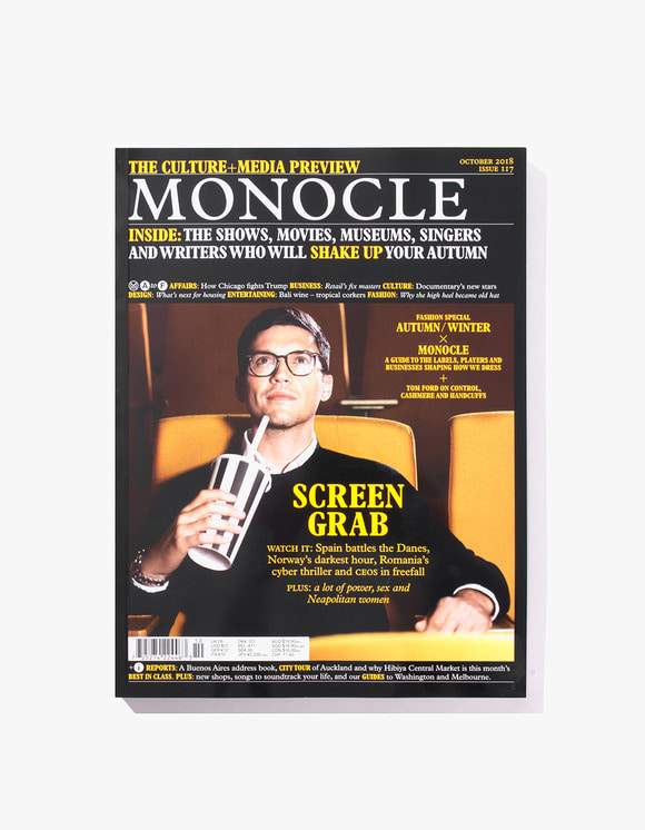 Monocle Monocle Magazine - Issue 117 | HEIGHTS. | 하이츠 온라인 스토어