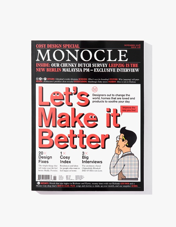 Monocle Monocle Magazine - Issue 118 | HEIGHTS. | 하이츠 온라인 스토어