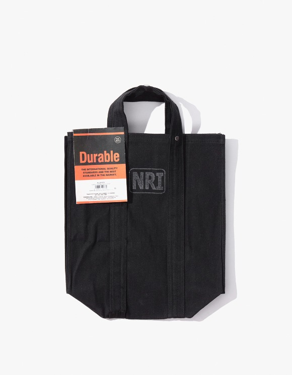 PUEBCO INC. Labour Tote Bag Small - Black | HEIGHTS. | 하이츠 온라인 스토어