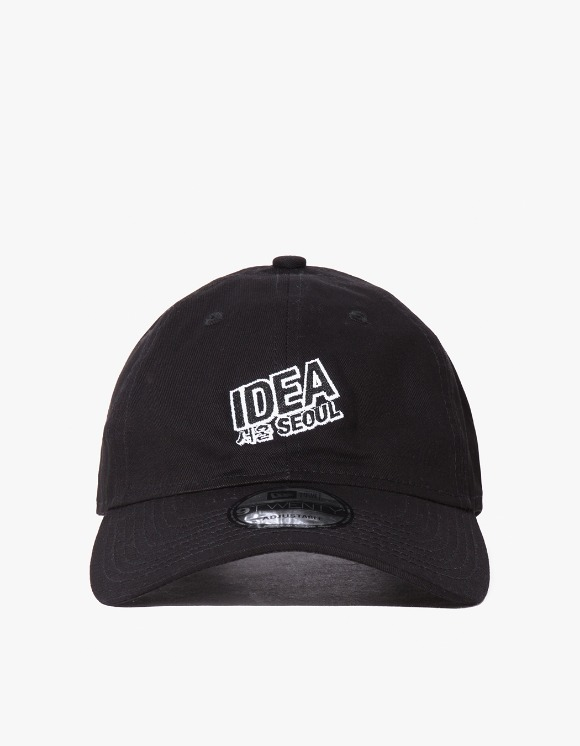 IDEA IDEA Seoul Night Market Cap - Black | HEIGHTS. | 하이츠 온라인 스토어