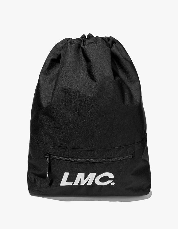 LMC LMC GYM BAG black | HEIGHTS. | 하이츠 온라인 스토어