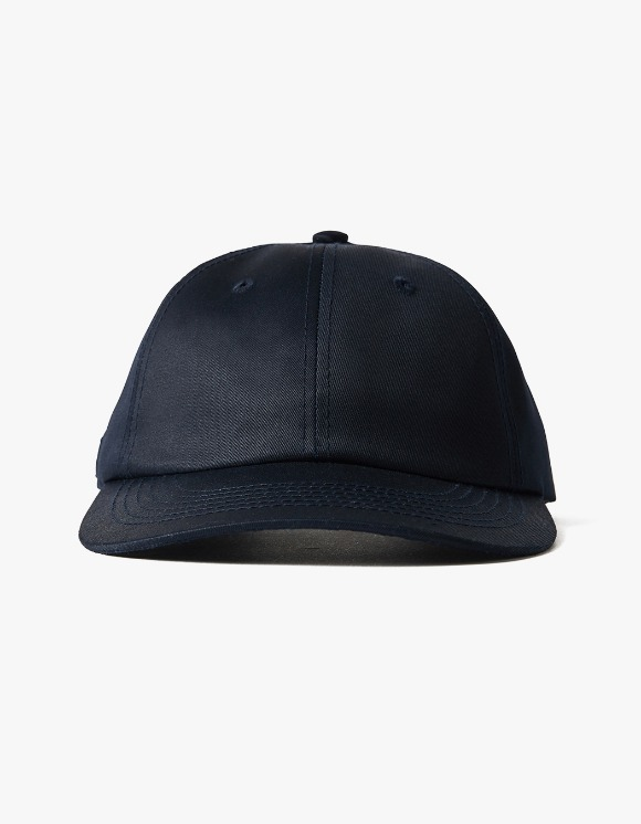 AECA WHITE Yorke 6 Panel Cap - Navy | HEIGHTS. | 하이츠 온라인 스토어
