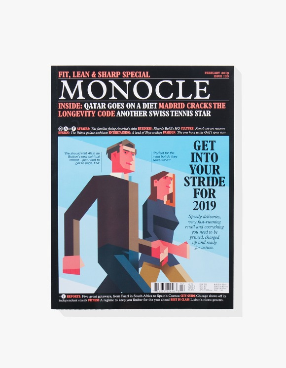Monocle Monocle Magazine - Issue 120 | HEIGHTS. | 하이츠 온라인 스토어