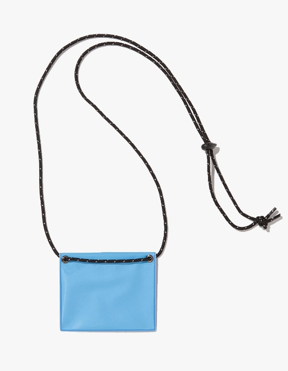 LMC LMC PVC COIN POUCH blue | HEIGHTS. Online Store