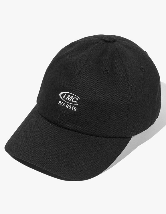 LMC LMC CO LOGO 6 PANEL CAP black | HEIGHTS. Online Store