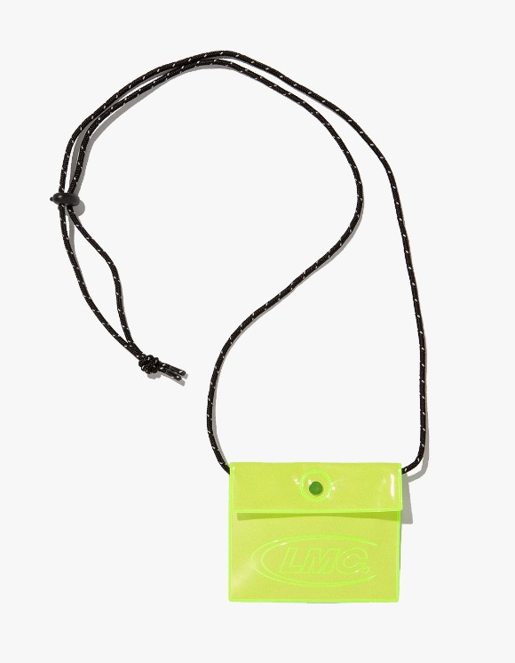 LMC LMC PVC COIN POUCH lime | HEIGHTS. Online Store