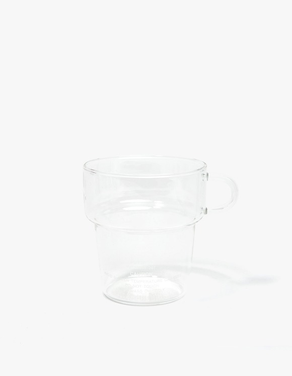 PUEBCO INC. Borosilicate Glass Mug deep Stacking | HEIGHTS. | 하이츠 온라인 스토어