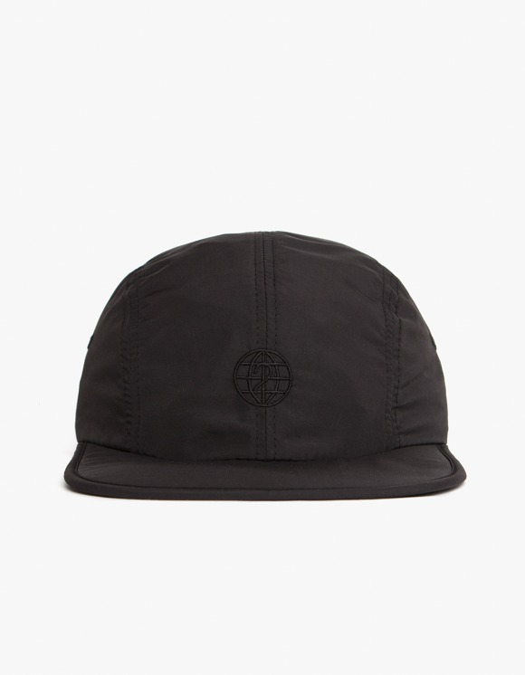 Beasts And Natives Alike The Stranger 4panel Cap - Black | HEIGHTS. | 하이츠 온라인 스토어