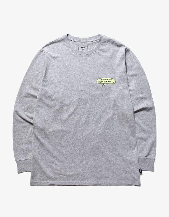 Vans HEIGHTS. X HOV L/S Tee | HEIGHTS. | 하이츠 온라인 스토어