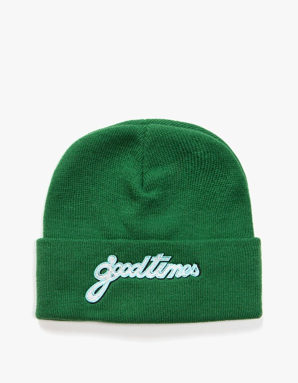 have a good time Good Time Beanie - Green | HEIGHTS. | 하이츠 온라인 스토어