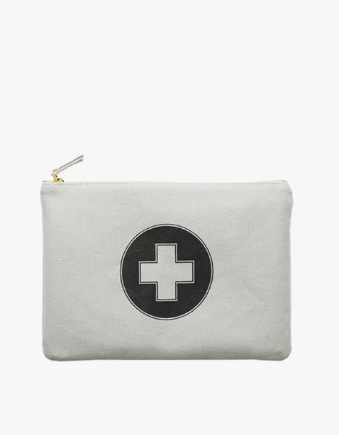IZOLA NYC Arrowhead Zipper Pouch | HEIGHTS. | 하이츠 온라인 스토어