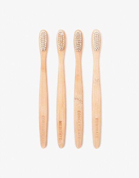 IZOLA NYC Reflection Tooth Brush Set | HEIGHTS. | 하이츠 온라인 스토어