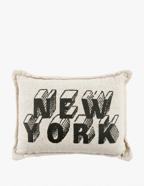 IZOLA NYC New York Balsam Pillow | HEIGHTS. | 하이츠 온라인 스토어