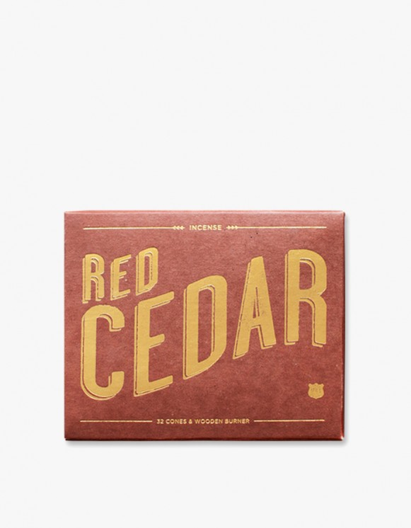 IZOLA NYC Red Ceder Incense | HEIGHTS. | 하이츠 온라인 스토어