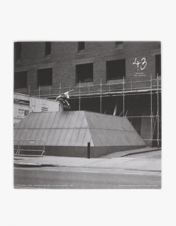 43 magazine 43 Magazine - Issue 004 | HEIGHTS. Online Store