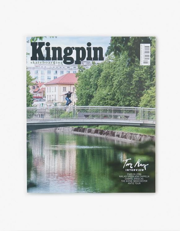Kingpin Mag Kingpin Magazine - Issue 128 | HEIGHTS. Online Store