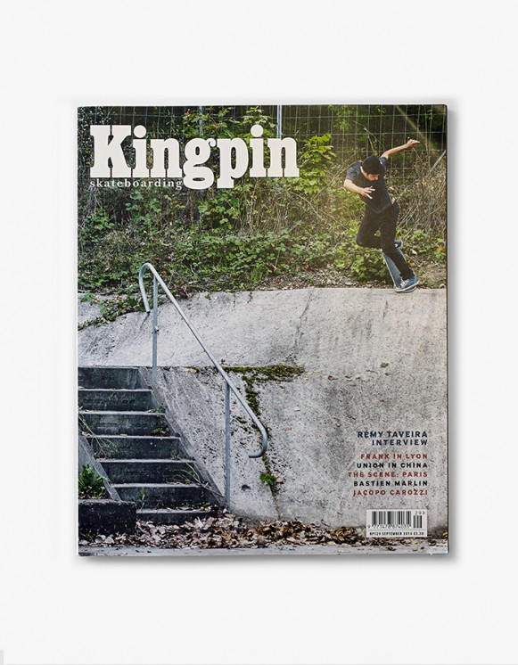 Kingpin Mag Kingpin Magazine - Issue 129 | HEIGHTS. Online Store
