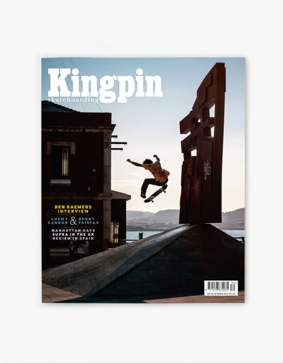 Kingpin Mag Kingpin Magazine - Issue 130 | HEIGHTS. Online Store