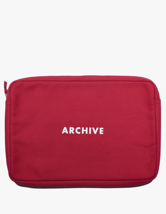 "IZOLA NYC Labtop Pouch 15"" - Archive 
