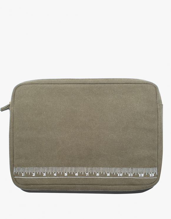 "IZOLA NYC Labtop Pouch 15"" - Ruler 