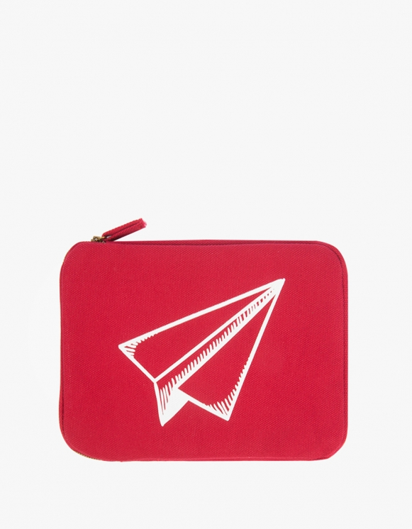 IZOLA NYC Ipad Mini Pouch - Par Avion | HEIGHTS. | 하이츠 온라인 스토어