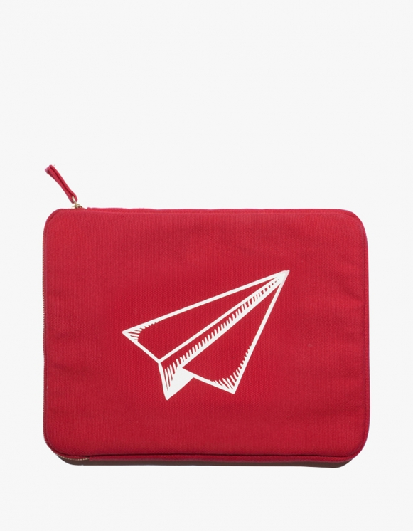 IZOLA NYC Ipad Pouch - Par Avion | HEIGHTS. | 하이츠 온라인 스토어