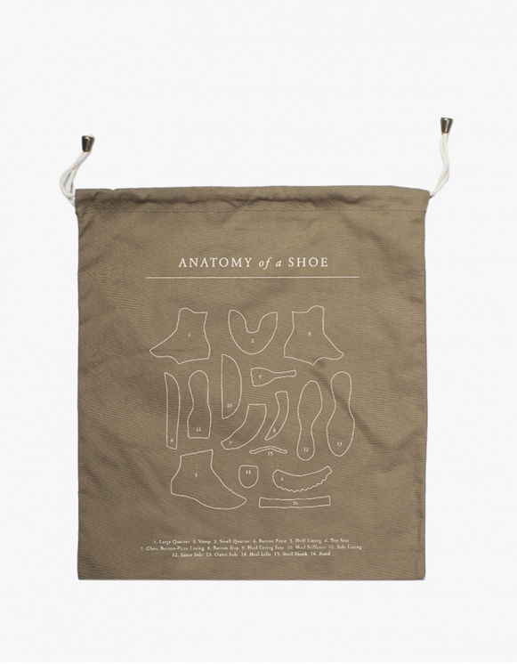 IZOLA NYC Shoe Bag- Anatomy | HEIGHTS. | 하이츠 온라인 스토어