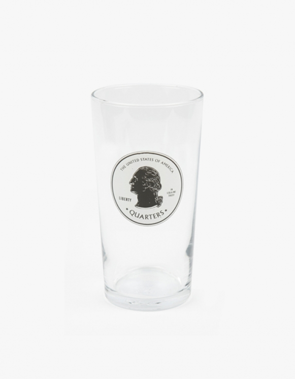 IZOLA NYC Pint Glass - Quaters | HEIGHTS. | 하이츠 온라인 스토어