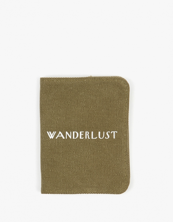 IZOLA NYC Passport Holder - Wanderlust | HEIGHTS. | 하이츠 온라인 스토어