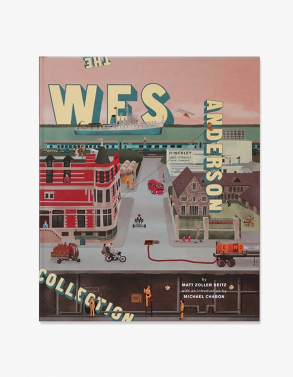 ABRAMS Books The Wes Anderson Collection | HEIGHTS. | 하이츠 온라인 스토어