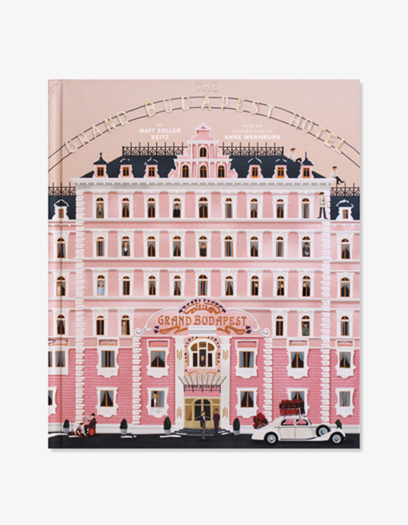 ABRAMS Books The Grand Budapest Hotel | HEIGHTS. | 하이츠 온라인 스토어