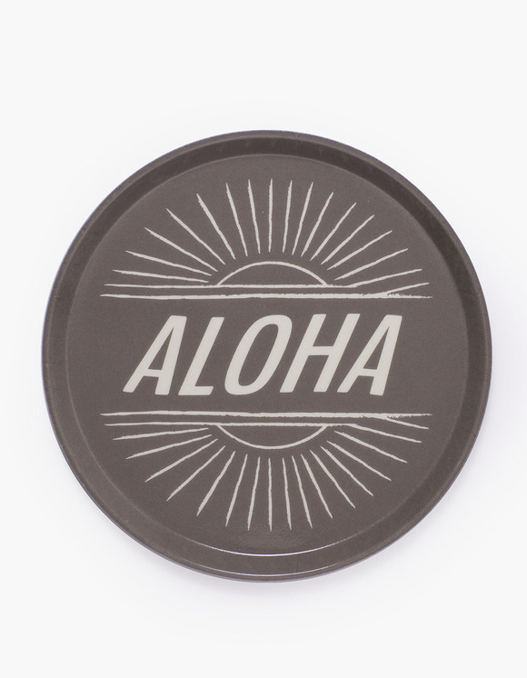 IZOLA NYC Drink Trays - Aloha | HEIGHTS. | 하이츠 온라인 스토어