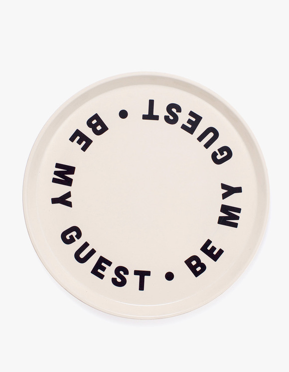 IZOLA NYC Drink Trays - Be My Guest | HEIGHTS. | 하이츠 온라인 스토어