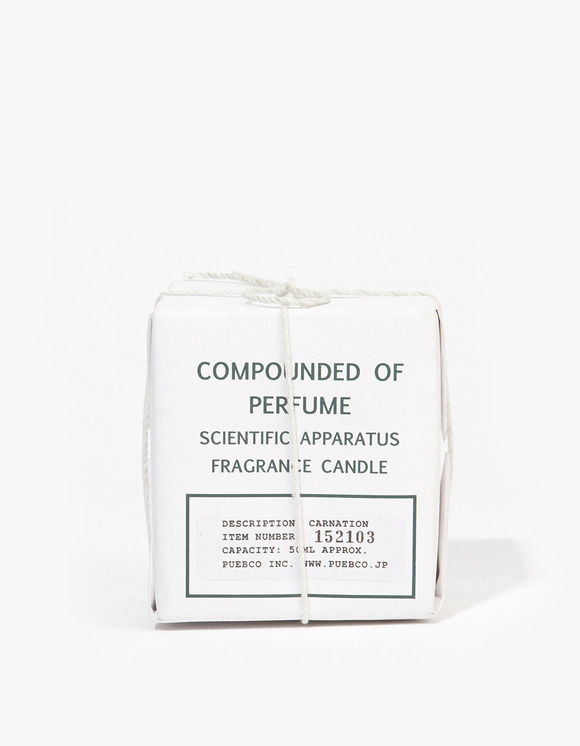 PUEBCO INC. Scientific Candle - Carnation 50ml | HEIGHTS. | 하이츠 온라인 스토어