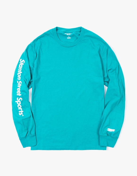 Stanton Street Sports Stanton Motion L/S T-Shirt - Jade | HEIGHTS. | 하이츠 온라인 스토어