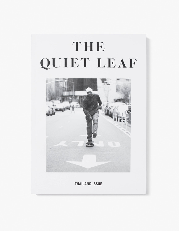 The Quiet Leaf The Quiet Leaf - Thailand Issue | HEIGHTS. | 하이츠 온라인 스토어