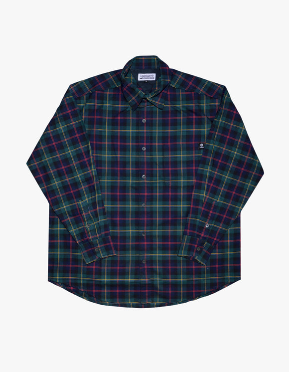 AIZ Skate Check shirts - Green | HEIGHTS. | 하이츠 온라인 스토어