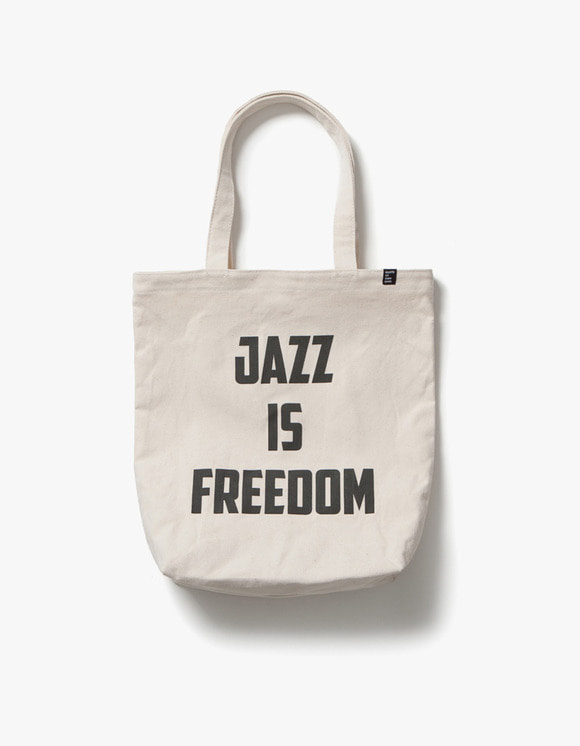 sounds good! Jazz is Freedom Bag - Ivory | HEIGHTS. | 하이츠 온라인 스토어