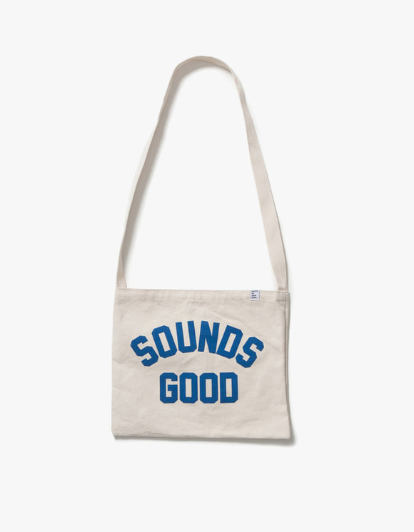 sounds good! SG Vinyl Bag - Blue | HEIGHTS. | 하이츠 온라인 스토어
