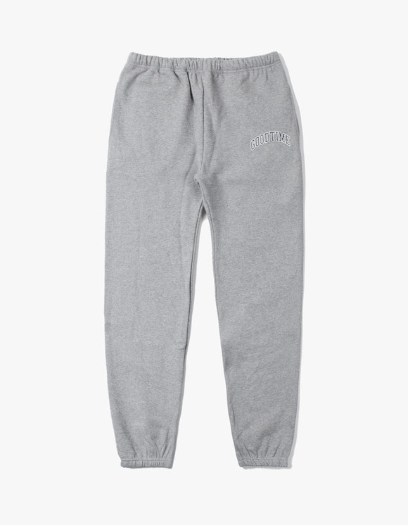 have a good time College Sweat Pants - Heather Grey | HEIGHTS. | 하이츠 온라인 스토어