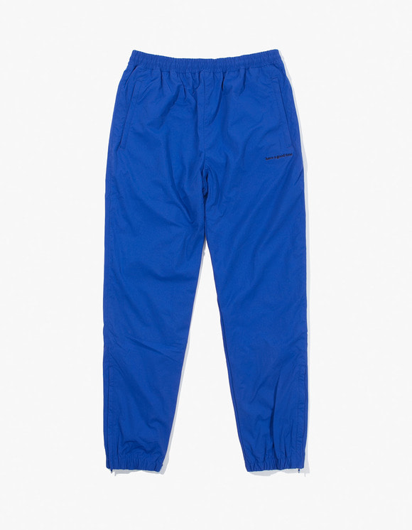 have a good time Side Logo Nylon Track Pants - Blue | HEIGHTS. | 하이츠 온라인 스토어