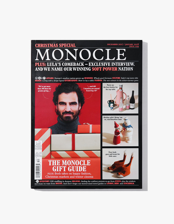 Monocle Monocle Magazine - Issue 109 | HEIGHTS. | 하이츠 온라인 스토어